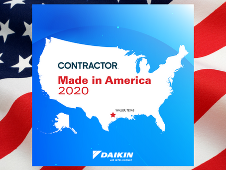 Made in America matters to Moody Heating and Air Conditioning
