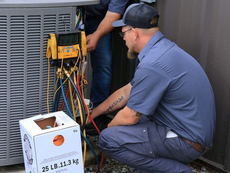 Spring Heating and Air Conditioning Maintenance  Special