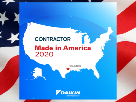Knepper Heating and Air Conditioning Trusts Made in America