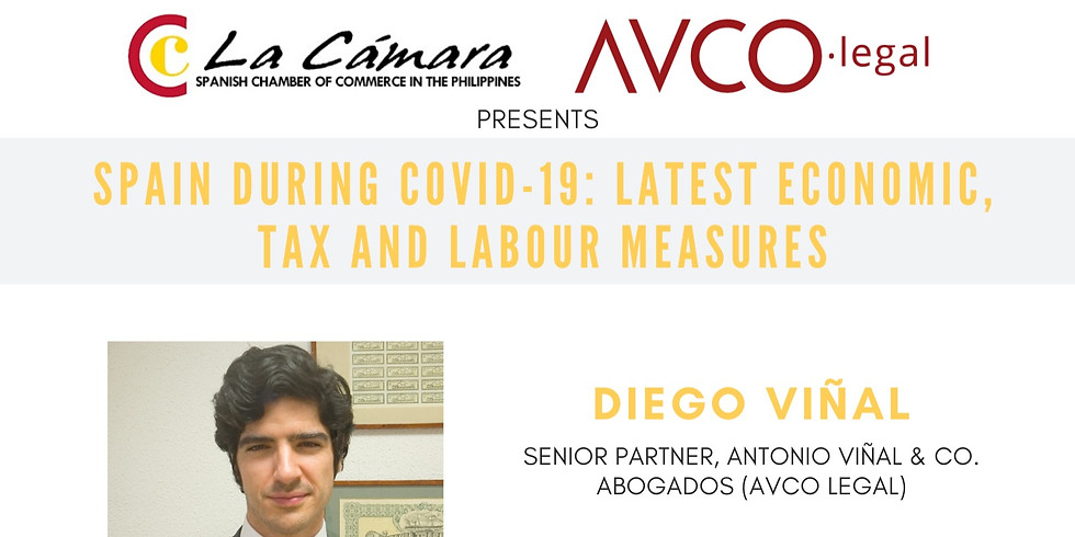 Spain during Covid-19: Latest economic, tax and labour measures