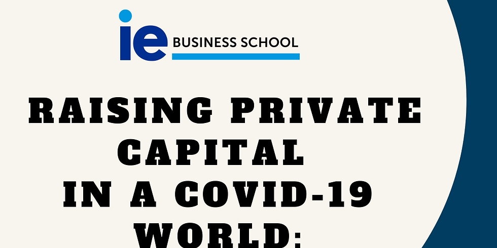 Raising Private Capital in a COVID-19 World: Outlook for PE and VC