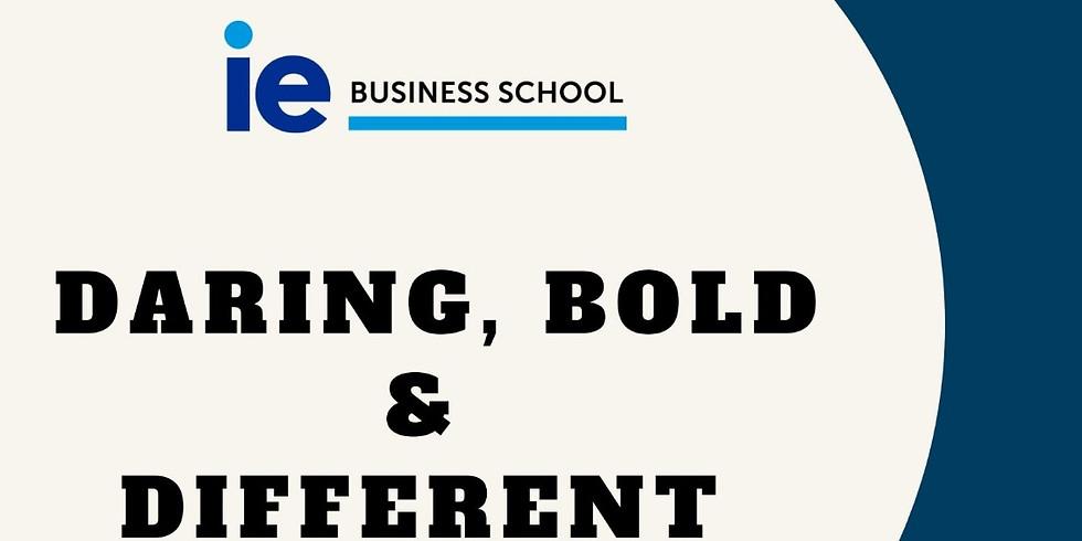 Daring, Bold & Different - Virtual Leadership Beyond CoVid-19