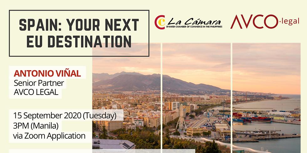 SPAIN: Your Next EU Destination