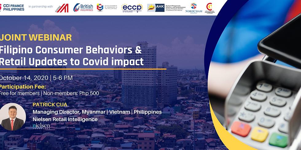 Filipino Consumer Behaviors & Retail Updates to Covid Impact