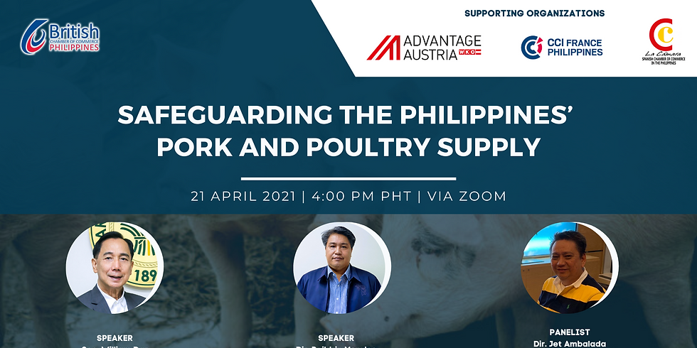 Safeguarding the Philippines' Pork and Poultry Supply