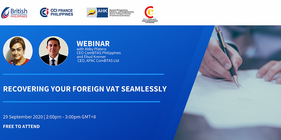 Recovering Your Foreign VAT Seamlessly