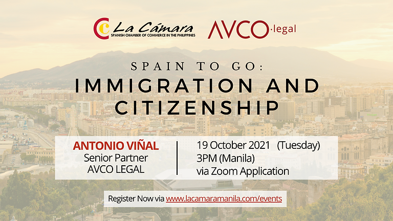 Spain To Go: Immigration and Citizenship