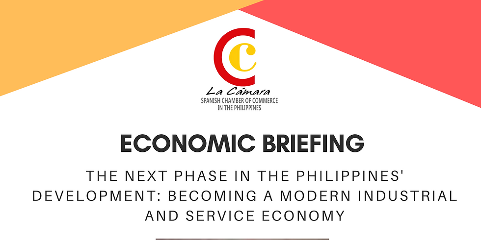 THE NEXT PHASE IN THE PHILIPPINES' DEVELOPMENT: BECOMING A MODERN INDUSTRIAL AND SERVICE ECONOMY