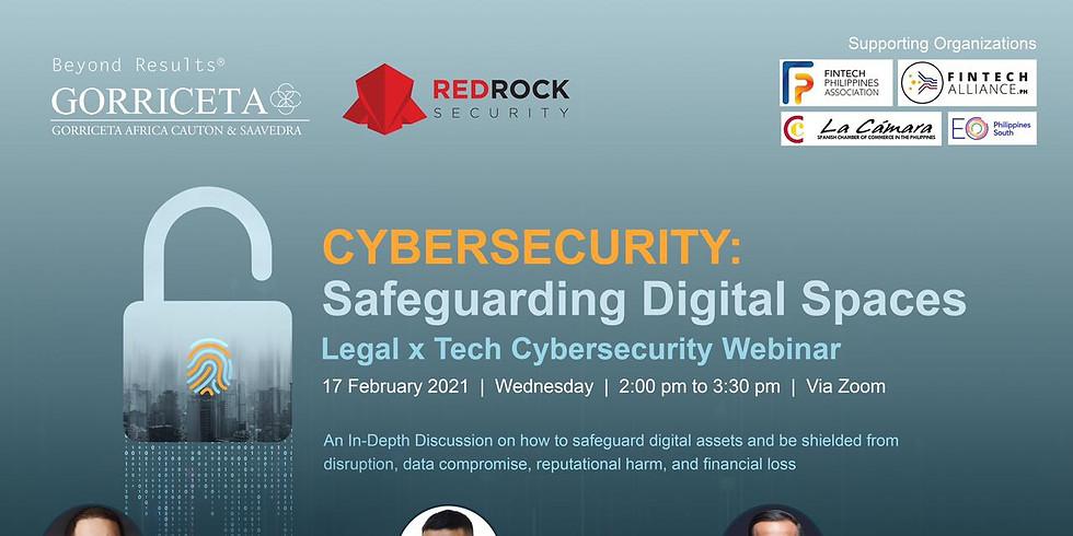 CYBERSECURITY: Safeguarding Digital Spaces