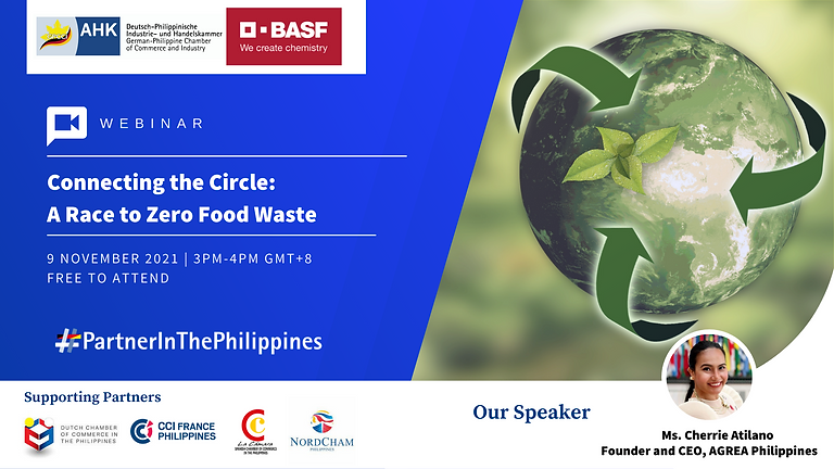 Connecting The Circle: A Race To Zero Food Waste