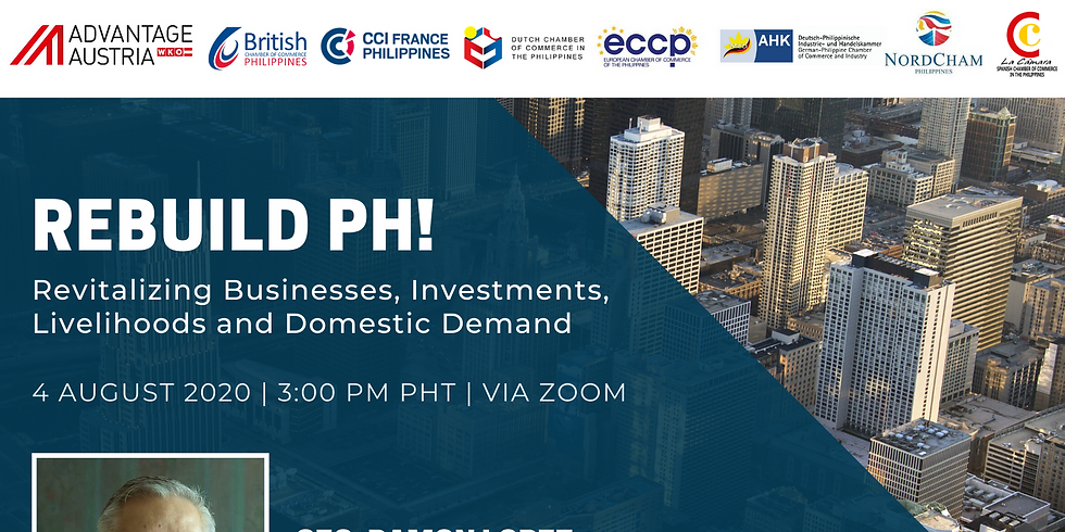 REBUILD PH: Revitalizing Businesses, Investments, Livelihoods and Domestic Demand