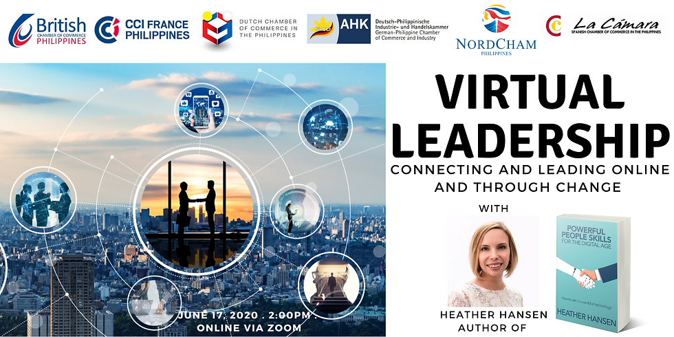 VIRTUAL LEADERSHIP: Connecting and Leading Onlne through Chance