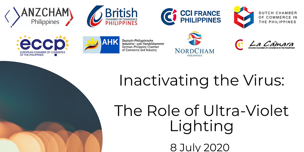 Inactivating the Virus – the Role of Ultra-Violet Lighting
