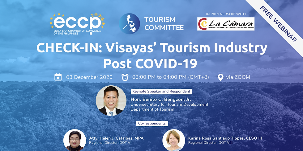 CHECK-IN: Visayas' Tourism Industry Post COVID-19