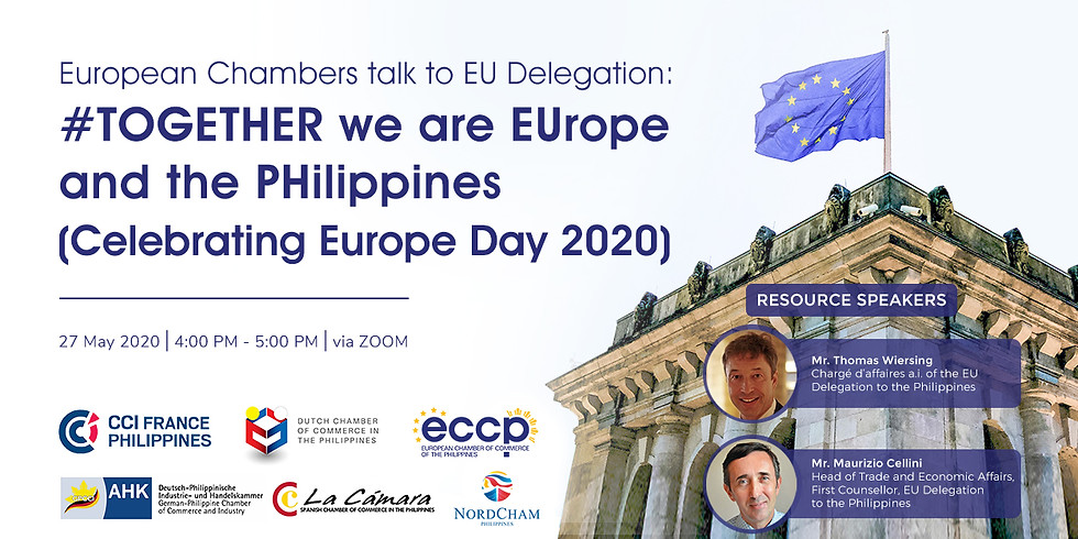 European Chambers talk to EU Delegation