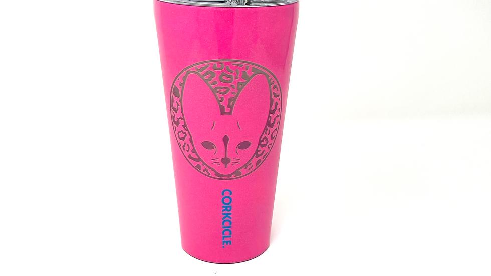 Corkcicle Unicorn Magic Tumbler - Pink Dazzle 16 oz.