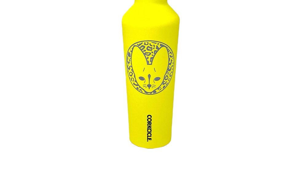 Corkcicle Neon Lights Canteen - Neon Yellow 16 oz.