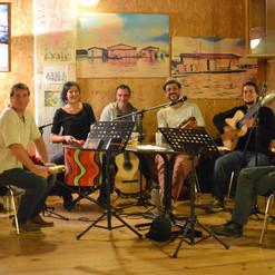 Samba pagode (chants et musique brésiliens)