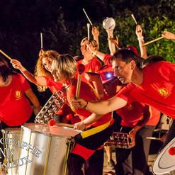Batucada (percussions brésiliennes)