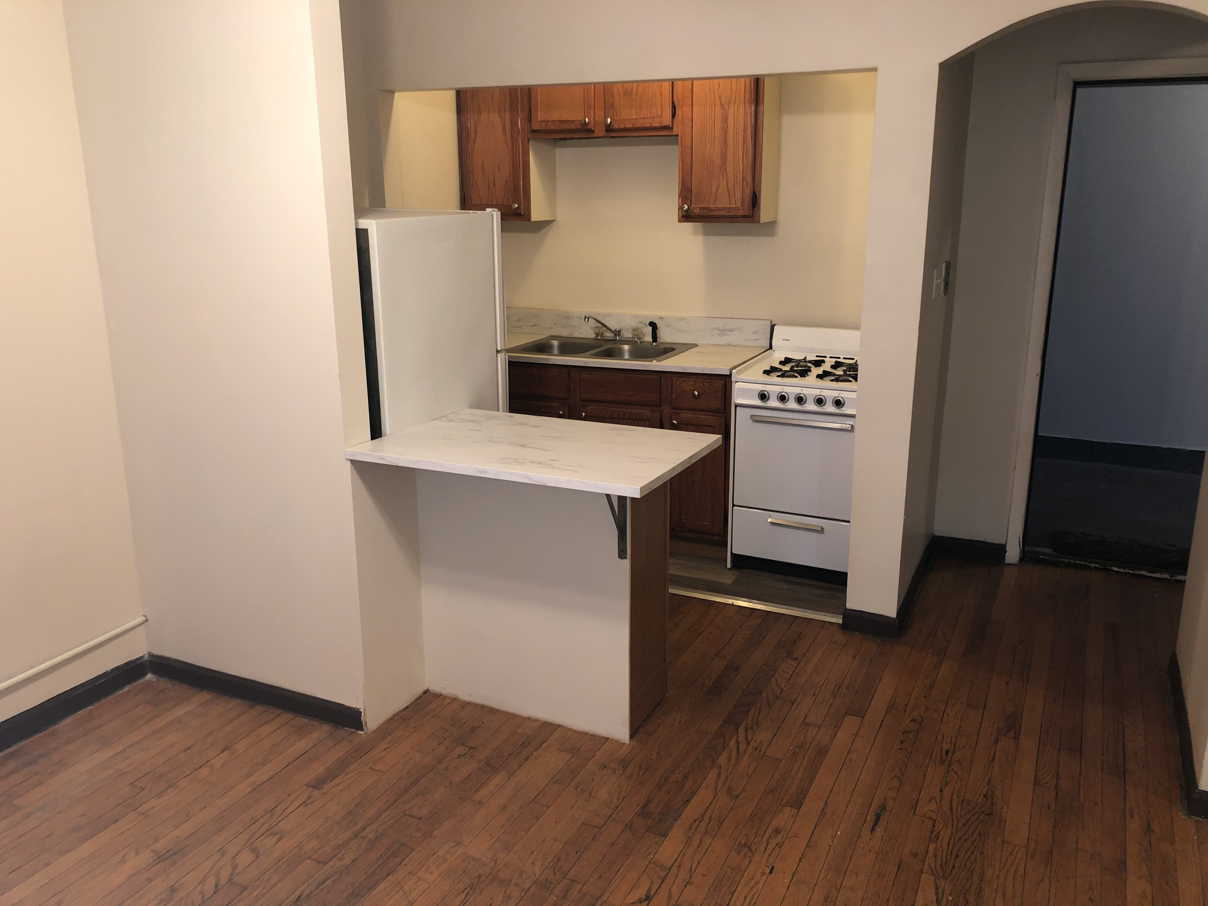 Studio apartment in Austin Chicago, 5412 W Ferdinand, Chicago IL 60644, Unit #6