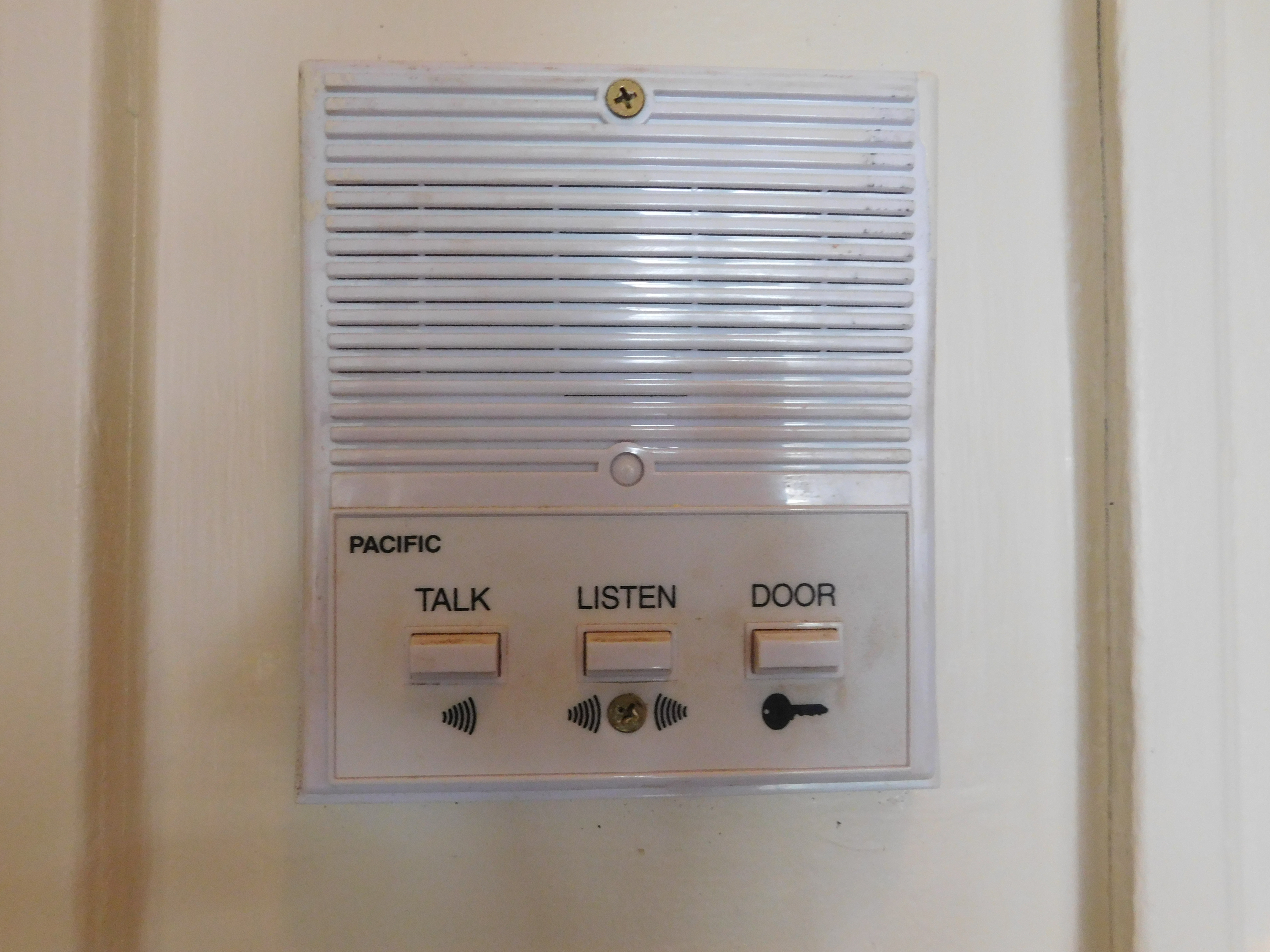 Intercom & Door Buzzer