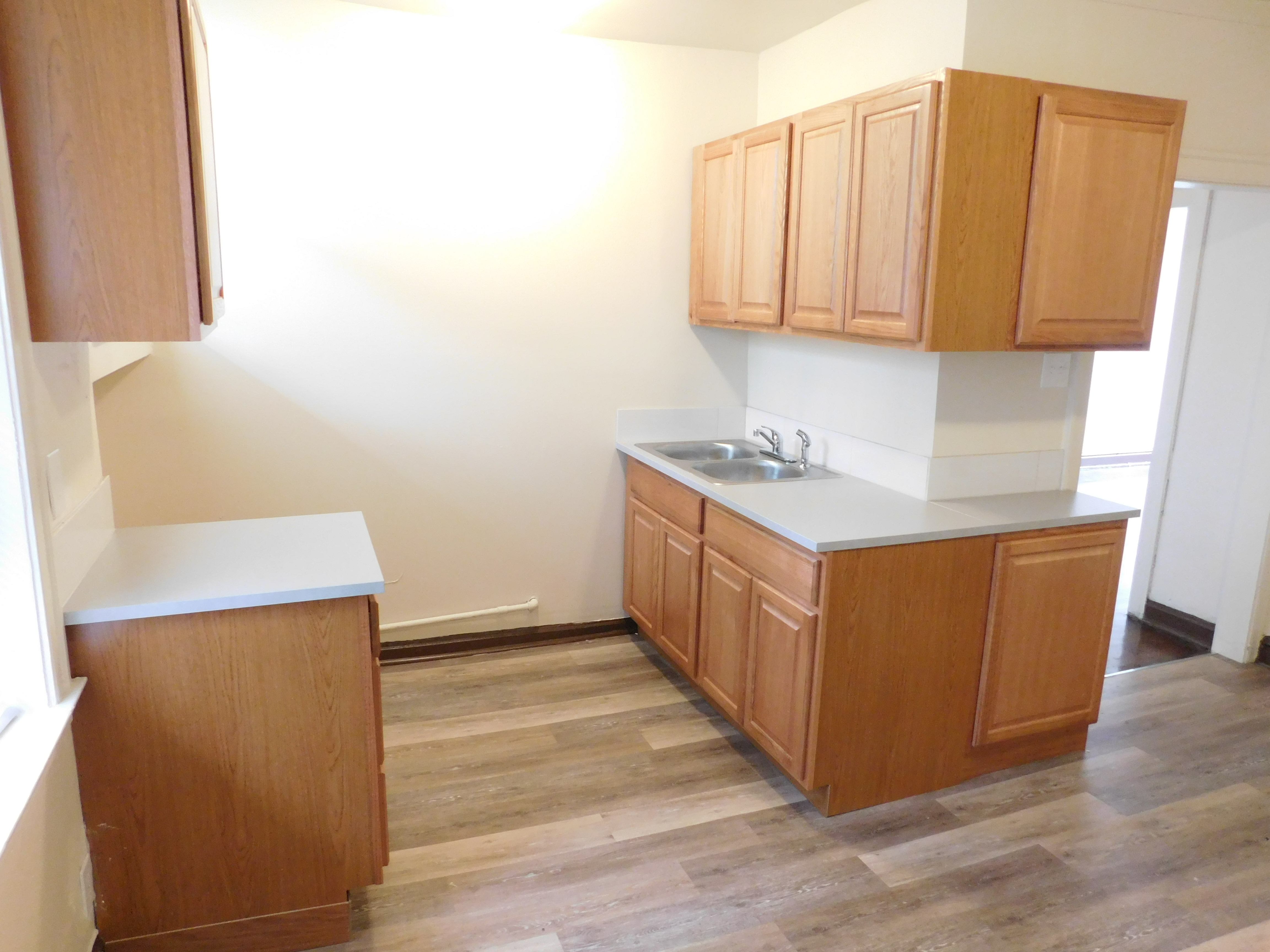Apartment for rent at 1057 N Austin, Chicago, IL. 60651, Kitchen