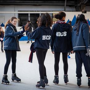 Sortie à la patinoire pour les secondaires > Ice-Skating for our Secondary school