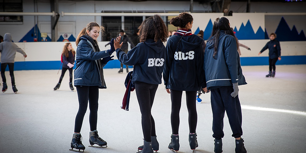 Patinoire Year 9/10