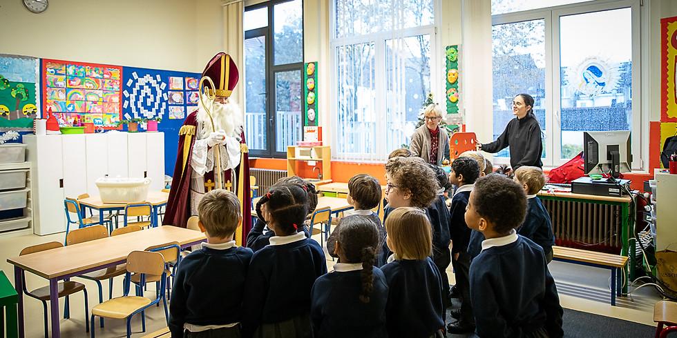 St Nicolas's visit