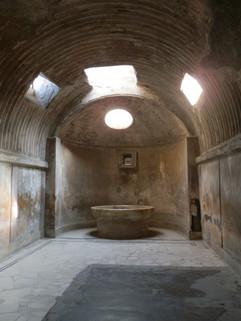 2017. Pompeii