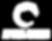 logo of the Apnea Green Organization (white version)