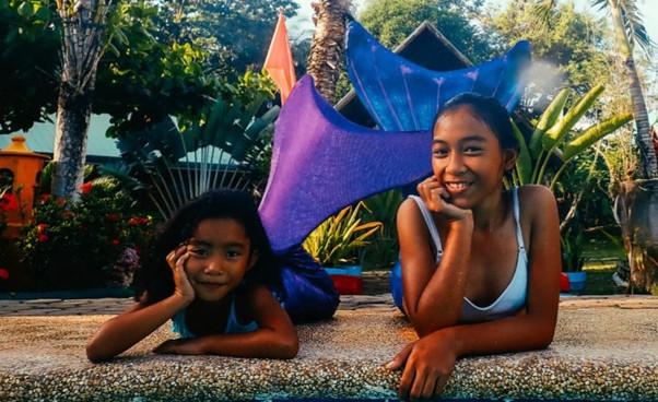 The Eco Warrior Mermaid