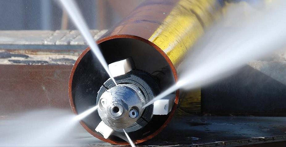 Гидродинамическая промывка канализации в Одинцово