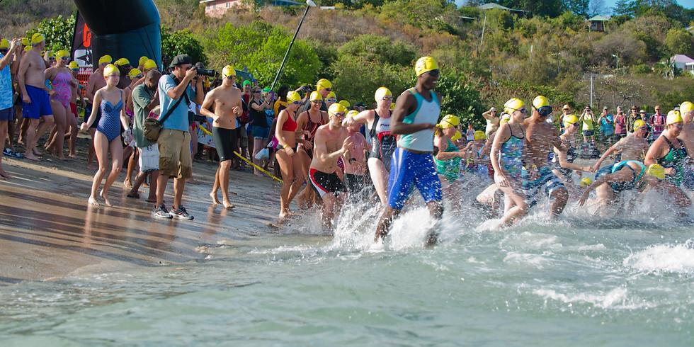 Nevis to St. Kitts Cross Channel Swim