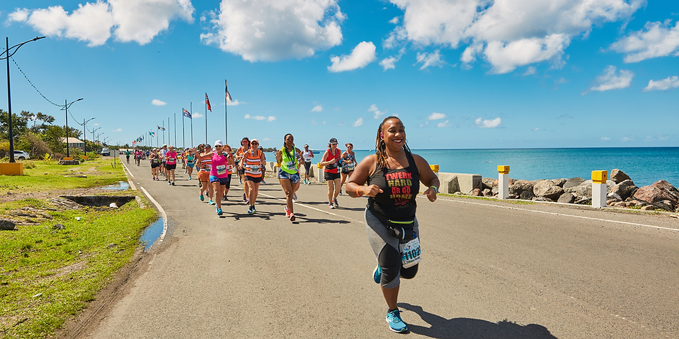 Nevis Marathon and Running Festival