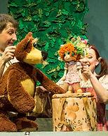 Маша и медведь выездной театр
