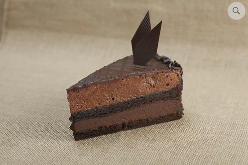Торт Шоколадный с шоколадным муссом