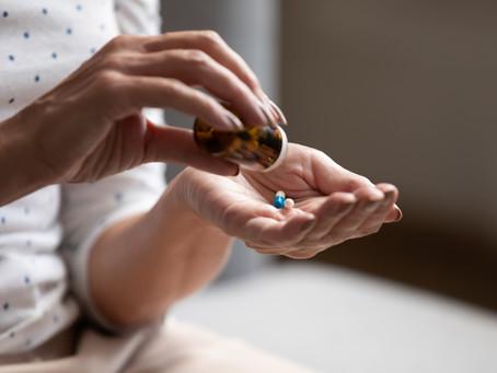 Тактика при терапии антидепрессантами