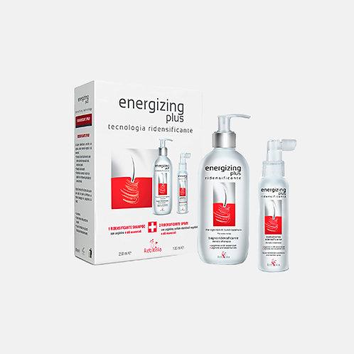 Sada energetický šampón a lotion pro růst vlasů ENERGIZING PLUS.