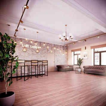 Лофт Бауманская | Loft Lodge