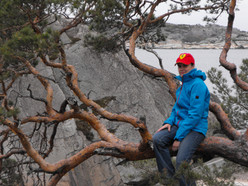 Переводчик Анастасия Рыжеволова Лыжный центр  Тёнсберг Норвегия 2010 год