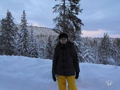 Переводчик Анастасия Рыжеволова  Сандефьюрд Норвегия 2009 год