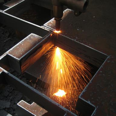 резка листового металла Кривой Рог Украи