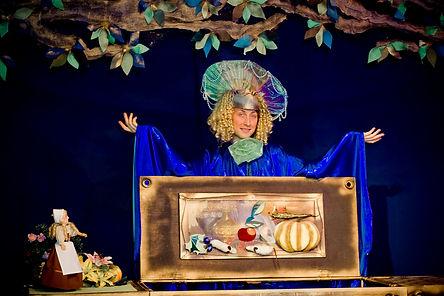 Московский детский кукольный театр Сюрприз