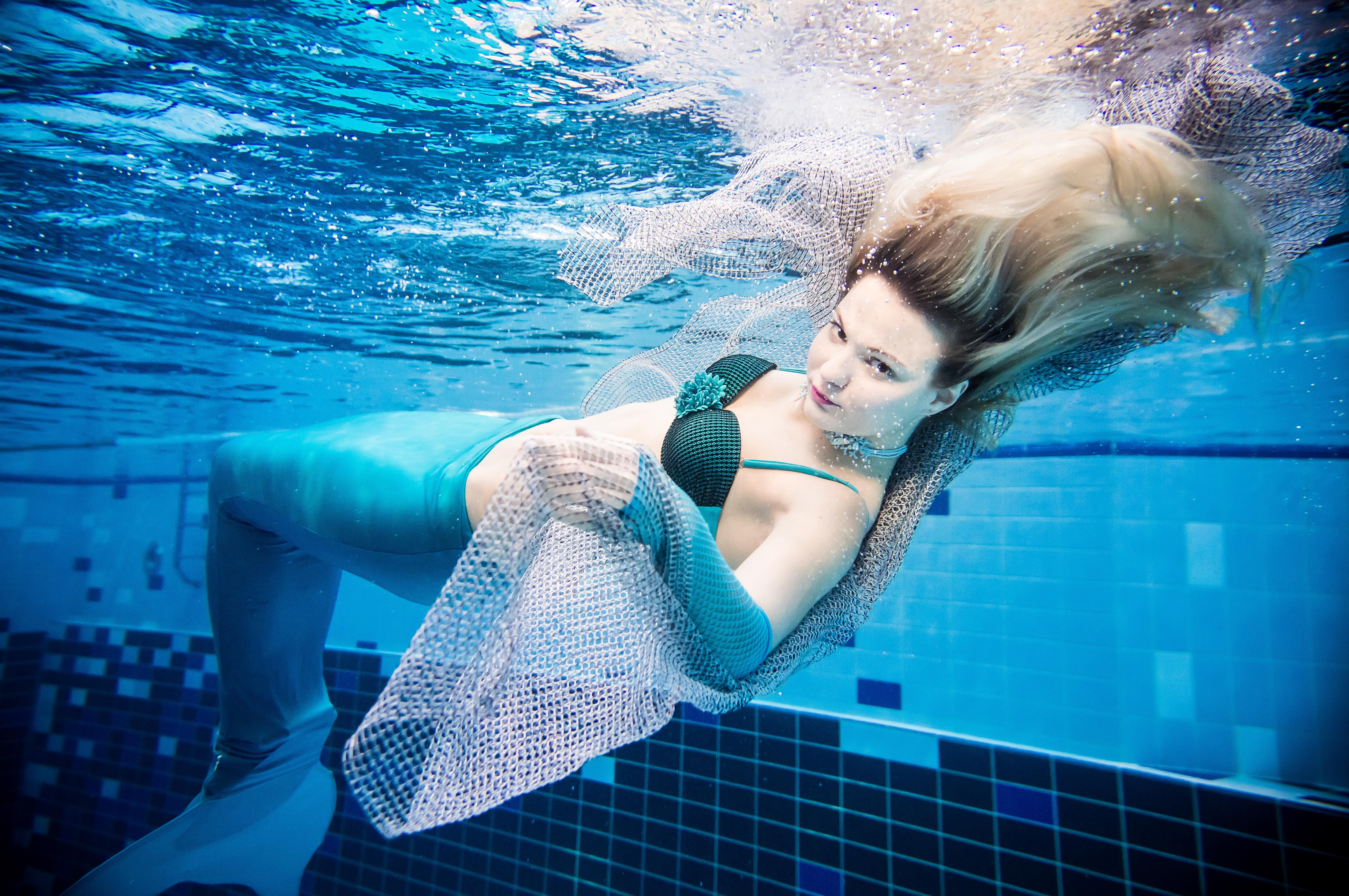 Подводная фотосъемка в СпБ