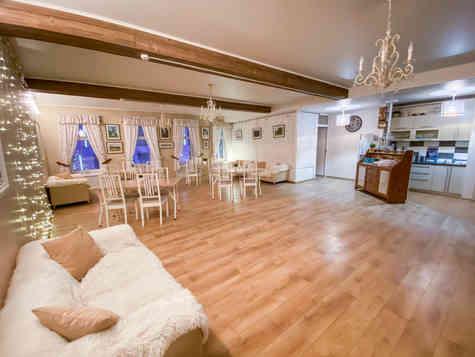 Loft Lodge 1 на Кропоткинской