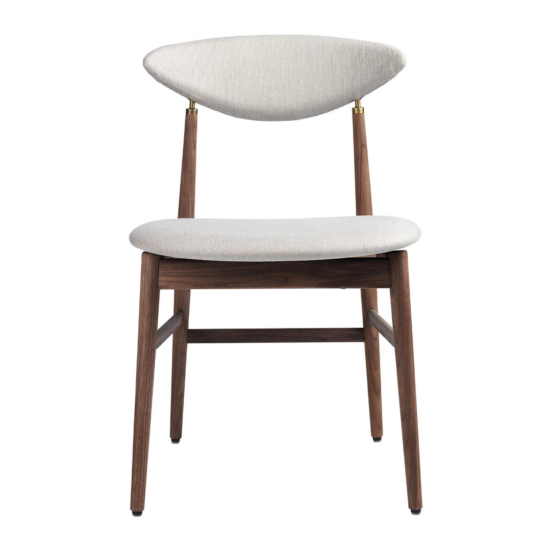 Gent Dinning Chair - Fully Upholstered
