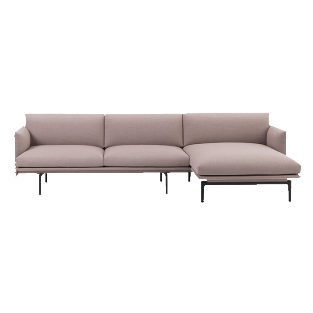 Outline Sofa / Chaise Lounge