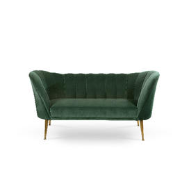 Andres 2 Seat Sofa