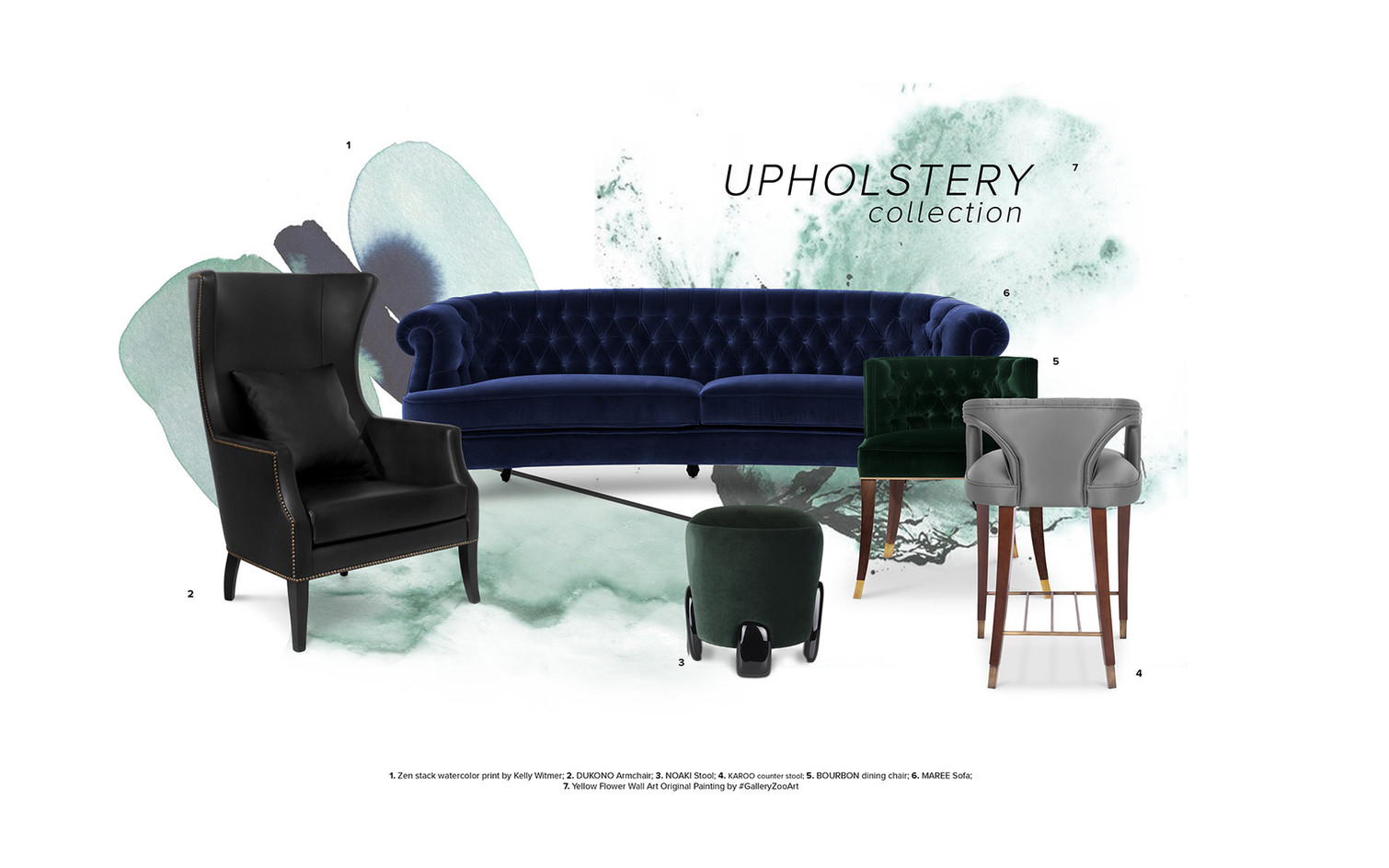 Upholstery Stories